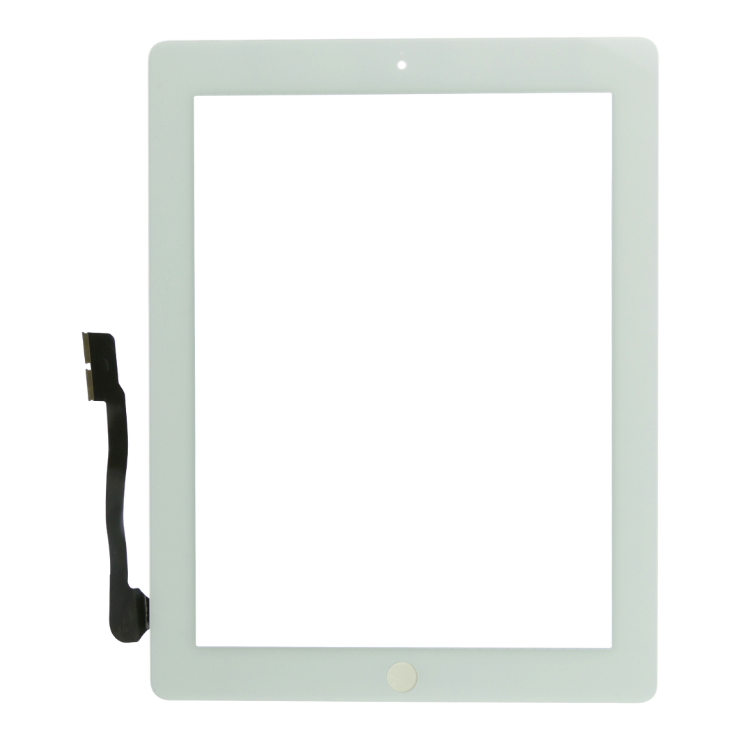 iPad 3/4 Screen Digitizer - White (Original Grade)