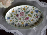Minton Haddon Hall Tray Vanity or Serving - The Pink Rose Cottage