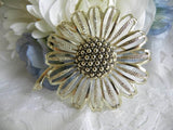 "Vintage Sarah Covernty ""Daisy Mae"" Pin Brooch - The Pink Rose Cottage"