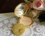 Estee Lauder If The Shoe Fits Casual Loafer Powder Compact MIB - The Pink Rose Cottage
