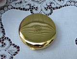 Estee Lauder If The Shoe Fits On the Go Powder Compact MIB - The Pink Rose Cottage