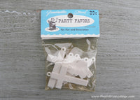 Vintage Grandmother Stover's Party Favors Holy Cross Miniatures NIP