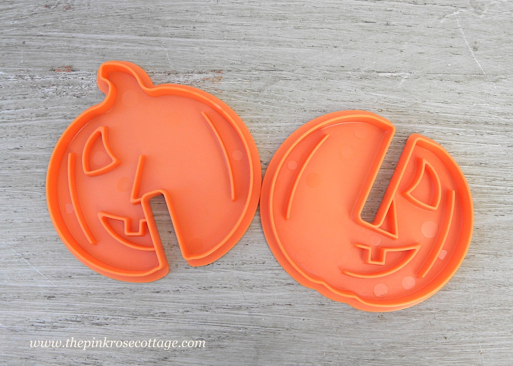 Nordic Ware 3D Halloween Pumpkin Cookie Cutter - The Pink Rose Cottage