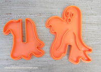 Nordic Ware 3D Halloween Ghost Cookie Cutter - The Pink Rose Cottage
