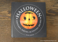 Halloween: Costumes, Parties, Activities, Recipes Paperback Book by Susie Johns