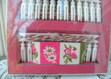 Vintage 1963 Show-Off Greeting Cards Hanger Display NOS