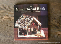 The Gingerbread Book by Steven Stellingwerf Hardcover Holiday Craft Book