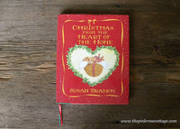 Christmas from the Heart of the Home by Susan Branch Hardcover Holiday Cookbook