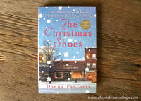 The Christmas Shoes Hope Series 1 by Donna VanLiere Holiday Fiction Hardcover Book