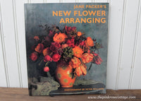 New Flower Arranging by Jane Packer Softcover Book