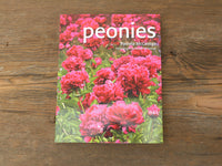 Peonies by Pamela McGeorge Softcover Book