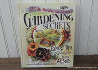 Garden Secrets by Readers Digest Hardcover Book