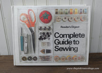 Complete Guide to Sewing by Readers Digest Hardcover Book