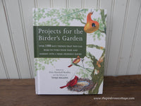 Projects for the Birder's Garden by Yankee Magazine Hardcover Book