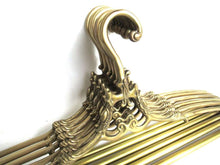 UpperDutch:Bride Hanger,1 (ONE) Bridal Hanger, Brass Wedding Dress Hanger, Brass Clothes Hanger.