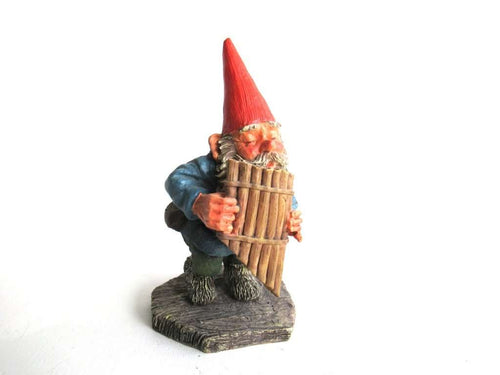 UpperDutch:Gnomes,Classic Gnomes 'Andreas' Gnome figurine after a design by Rien Poortvliet