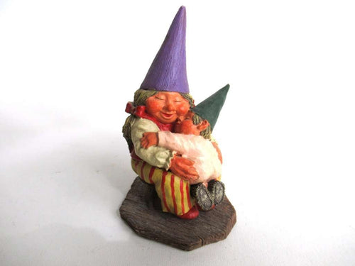 UpperDutch:Gnomes,Classic Gnomes 'Corrina' Gnome figurine after a design by Rien Poortvliet