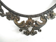 UpperDutch:Home and Decor,Vintage Brass plated Victorian Style Frame.