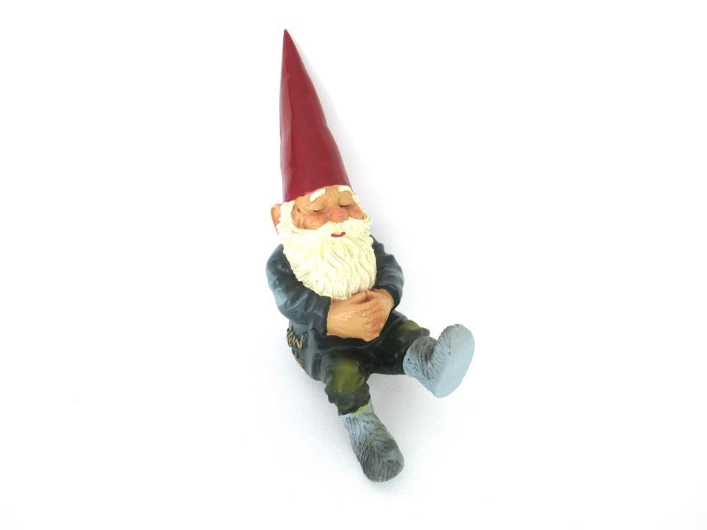 Gnome after a design by Rien Poortvliet, David the Gnome.