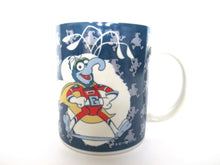 Gonzo Super Weirdo Mug, The Muppets, Jim Henson, Kermit Collection, Junior toys.