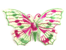UpperDutch:Applique,Authentic Antique Butterfly applique 1930s. Vintage patch, sewing supply. Crazy quilt.
