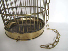 UpperDutch:Birdcage,Antique Brass Birdcage 23 INCH.
