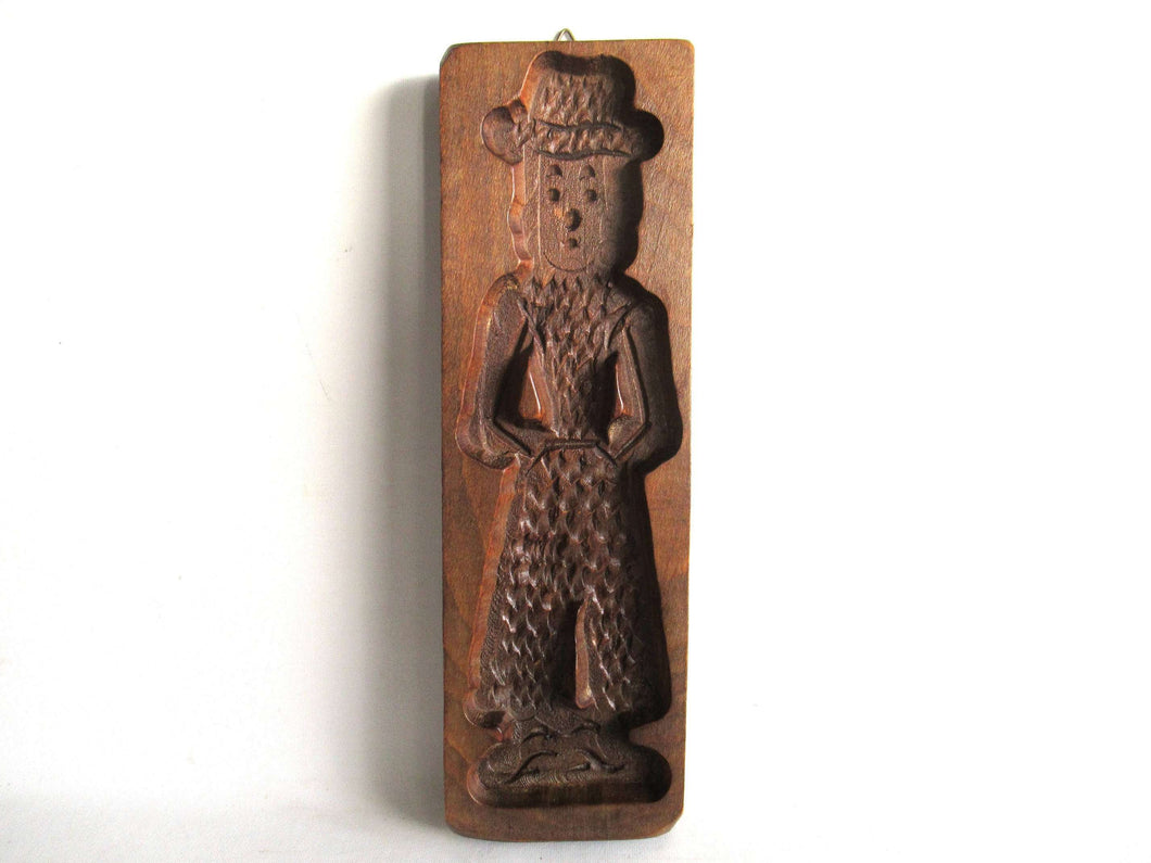 UpperDutch:,Wooden cookie mold Dutch Folk Art Springerle,  speculaas plank, speculoos.