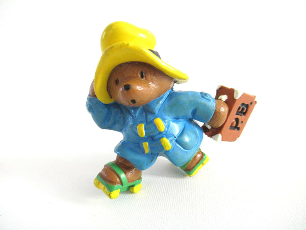 UpperDutch:Figurine,Vintage Paddington Schleich Figure made in West Germany.