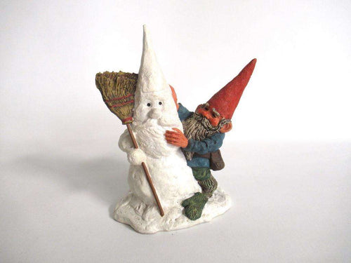 UpperDutch:Gnome,Gnome figurine 'Jonathan', 1994 after a design by Rien Poortvliet, Klaus Wickl