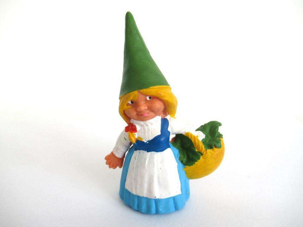 UpperDutch:Gnome,Lisa the Gnome after a design by Rien Poortvliet, Brb Gnome