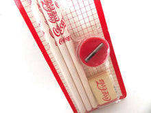 UpperDutch:,Coca Cola Pencils, Vintage Coca Cola Pencil set, Coca Cola Collectible, Coca Cola.
