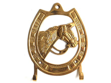 UpperDutch:Hooks and Hardware,Horse Shoe Key Holder, Solid Brass Coat Rack, Key Rack, Brass Key Rack With a Horse, Horse, Equestrian Coat rack. Key Holder.