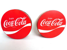UpperDutch:,Set of 2 Coca Cola Round Storage Tin, Coca Cola Tin. Metal box, Coca Cola Collectible, Coca Cola.