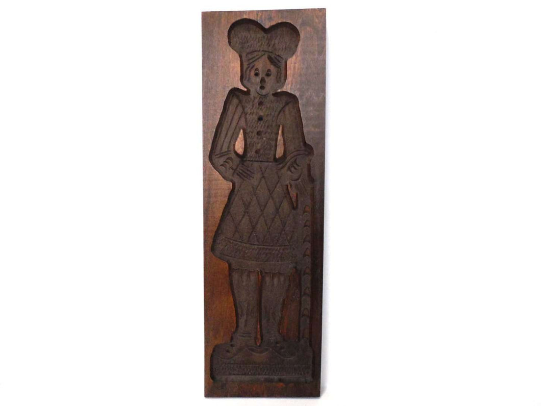 UpperDutch:Cookie Mold,Springerle, Wooden cookie mold. Wooden Dutch Folk Art Cookie Mold. speculaas plank, speculoos.