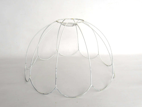 wire lampshade frame – UpperDutch