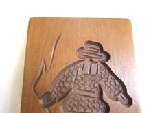UpperDutch:Cookie Mold,Cookie mold Dutch Folk Art Cookie Mold. Playing with spinning top, Bakery decor.