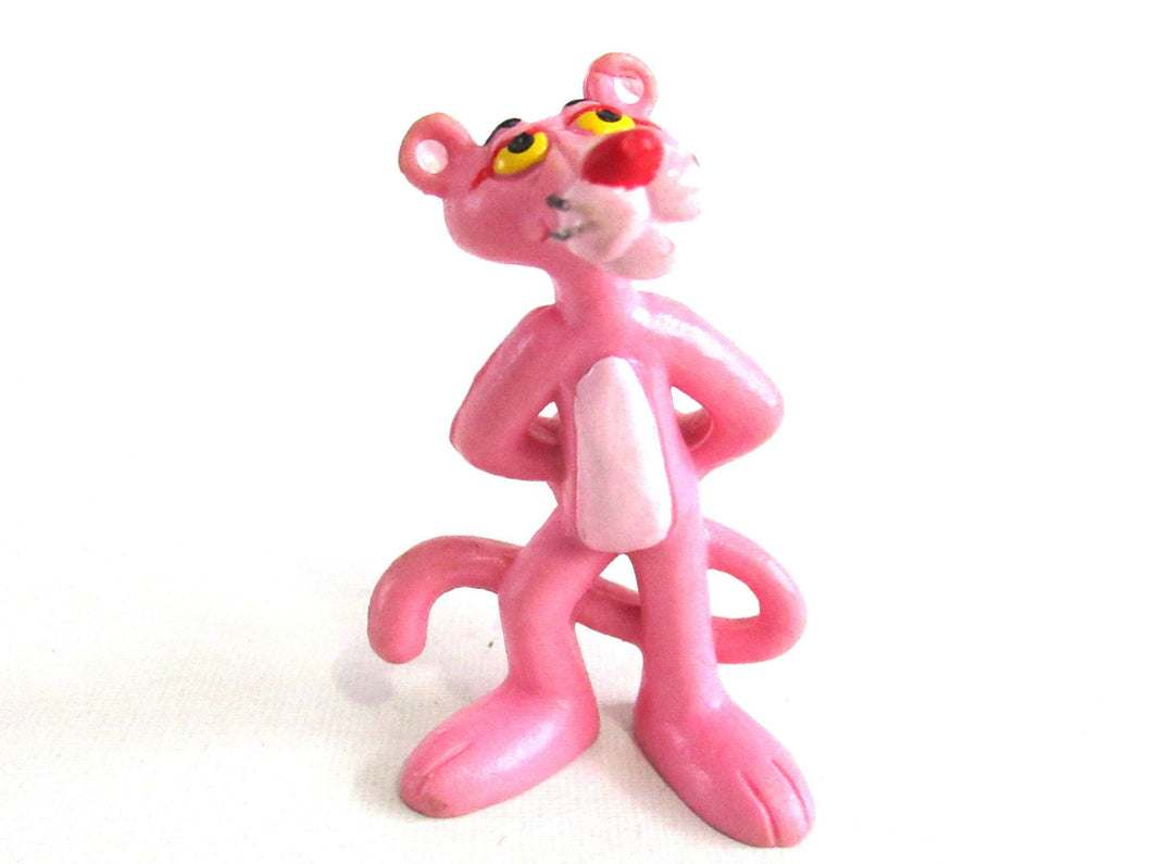 UpperDutch:,Pink Panther Pvc Figurine Bully 1983 United Artists West Germany.
