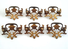 UpperDutch:Hooks and Hardware,ONE Drawer Handles / Brass Hanging Drawer Drop Pulls