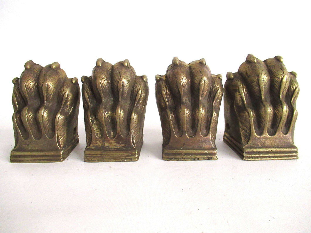 ... UpperDutch:Lion paw,1 (ONE) Early 1900's Brass Lion Paw, Solid ... - 1 (ONE) Early 1900's Brass Lion Paw, Solid Brass Claw Or Foot