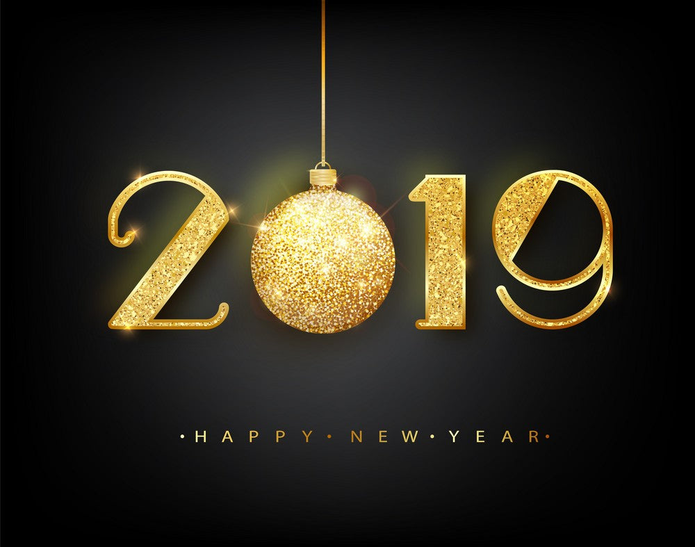 HAPPY NEW YEAR 2019 EVERYONE