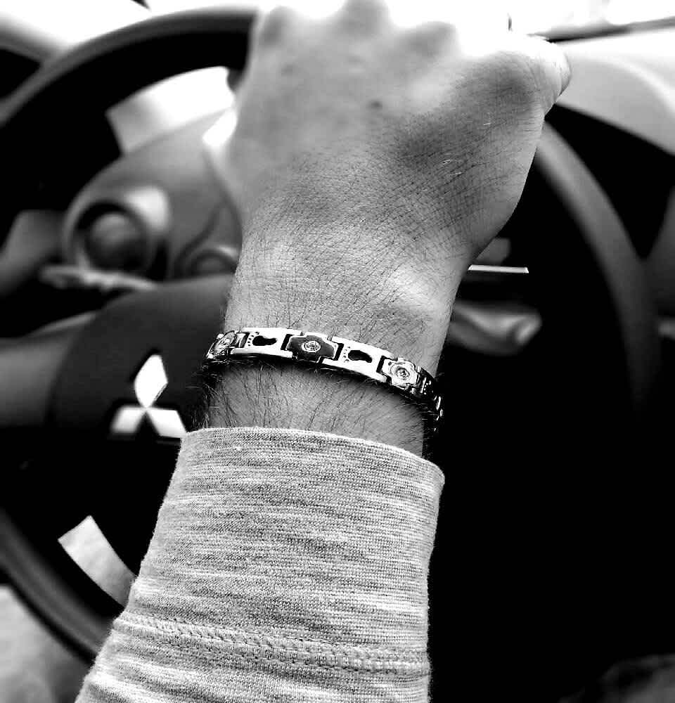 5 Stainless Steel Bracelets For Men