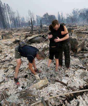 How We Can Help The California Wildfire Victims