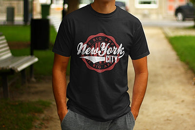 Get A Trendy Look With Customized T-shirts