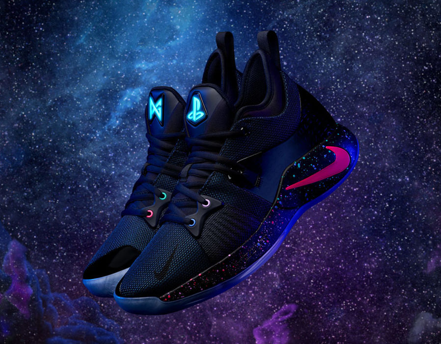 Problems Arise for PlayStation's Nike PG2 Sneakers Launch
