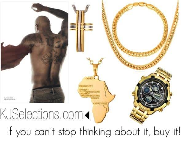 The Best Dope Hip Hop Jewelry for Men – KjSelections 12bccbdbd832