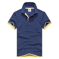 Beautiful and Must Have Polo Shirt for Men. This Polo Shirt by KJSelections is a top fashion style design for 2017.   Fits perfect on a man's body giving him an upgraded look that is going to turn a lot of eyes on him!