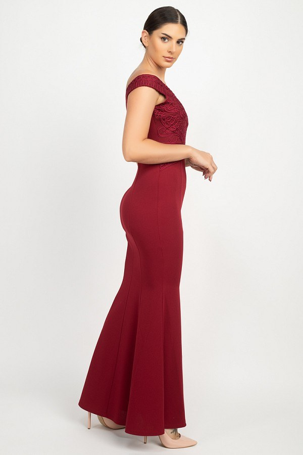 Maxi Formal Mermaid Dress  - KjSelections