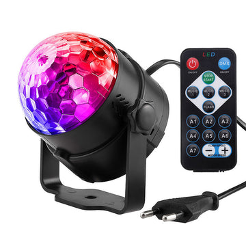 Led Disco Light Stage Lights DJ Disco Ball Sound Activated