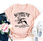 Schrute Farms T-shirt  - KjSelections