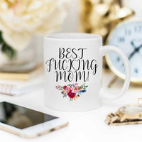 Best Fucking Mom, Mature, Mother's Day Gift, Best  - KjSelections